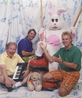 The Tenny Shoe Bop Bunny Band